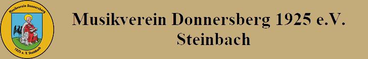 Musikverein Donnersberg 1925 e.V.